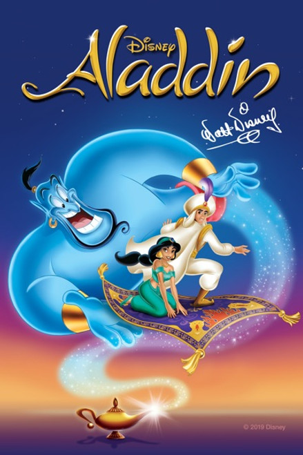 Aladdin 1992 [Google Play] Transfers To Movies Anywhere, Vudu and iTunes