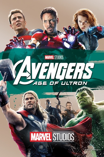 The Avengers: Age Of Ultron [Google Play] Transfers To Movies Anywhere, Vudu and iTunes