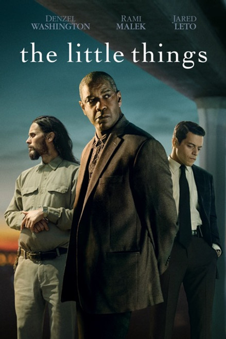 The Little Things [Movies Anywhere HD, Vudu HD or iTunes HD via Movies Anywhere]