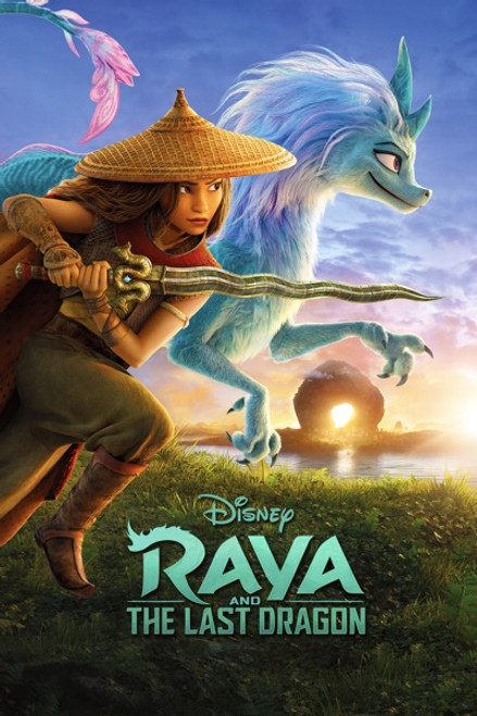 Raya & The Last Dragon [Movies Anywhere 4K, Vudu 4K or iTunes 4K via Movies Anywhere] Theater At Home Watch Now
