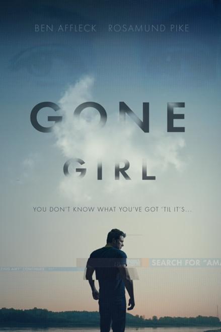 Gone Girl [Movies Anywhere HD, Vudu HD or iTunes HD via Movies Anywhere]