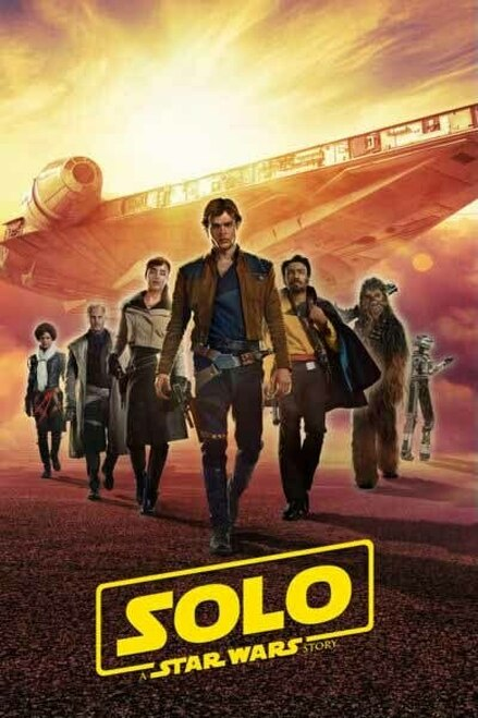Solo: A Star Wars Story [Google Play] Transfers To Movies Anywhere, Vudu and iTunes