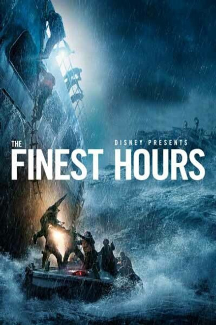 The Finest Hours  [Google Play] Transfers To Movies Anywhere, Vudu and iTunes