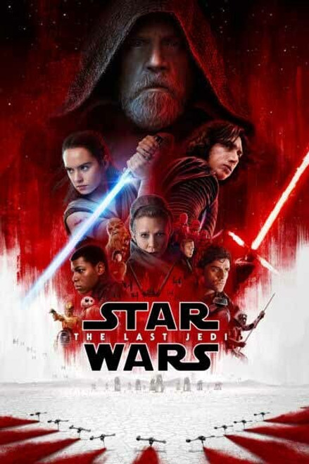 Star Wars The Last Jedi [Google Play] Transfers To Movies Anywhere, Vudu and iTunes