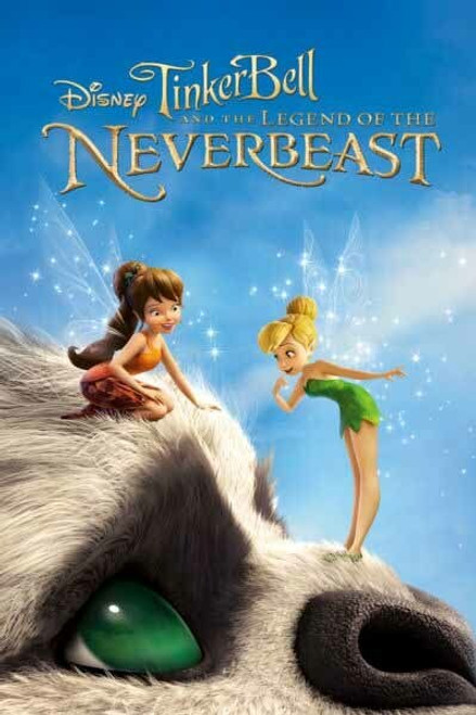 Tinker Bell And The Legend Of The Neverbeast [Google Play] Transfers To Movies Anywhere, Vudu and iTunes