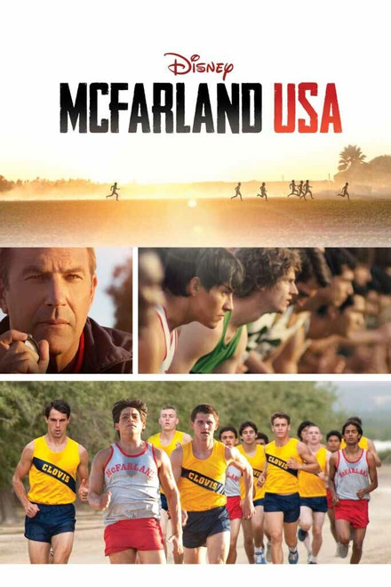 McFarland USA [Google Play] Transfers To Movies Anywhere, Vudu and iTunes