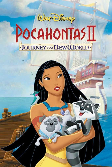 Pocahontas II Journey To A New World [Google Play] Transfers To Movies Anywhere, Vudu and iTunes