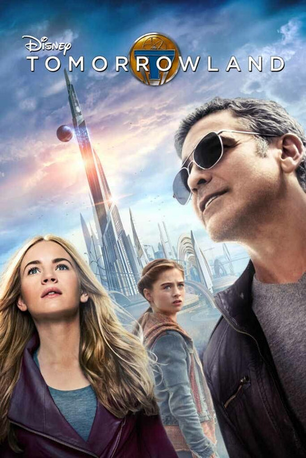 Tomorrowland [Google Play] Transfers To Movies Anywhere, Vudu and iTunes
