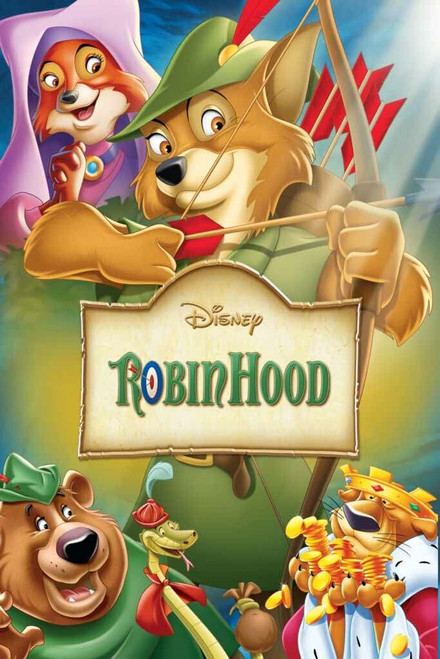 Robin Hood 1973 [Google Play] Transfers To Movies Anywhere, Vudu and iTunes