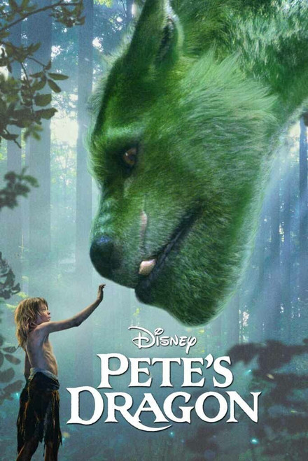Pete's Dragon [Google Play] Transfers To Movies Anywhere, Vudu and iTunes