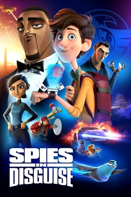 Spies In Disguise [Google Play] Transfers to Movies Anywhere, Vudu and iTunes