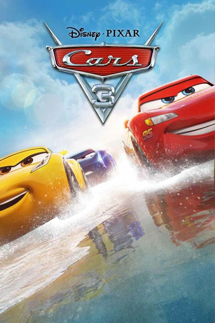 Cars 3 [Google Play] Transfers To Movies Anywhere, Vudu & iTunes