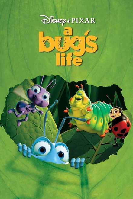 A Bug's Life [Google Play] Transfers To Movies Anywhere, Vudu and iTunes