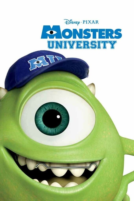 Monsters University [Google Play] Transfers To Movies Anywhere, Vudu and iTunes