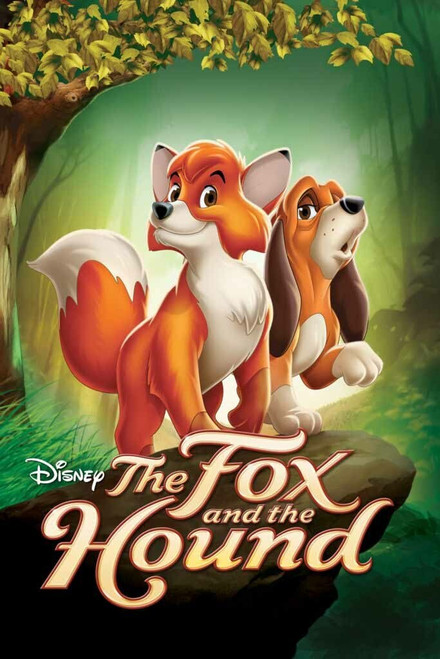 Fox And The Hound  [Google Play] Transfers To Movies Anywhere, Vudu and iTunes