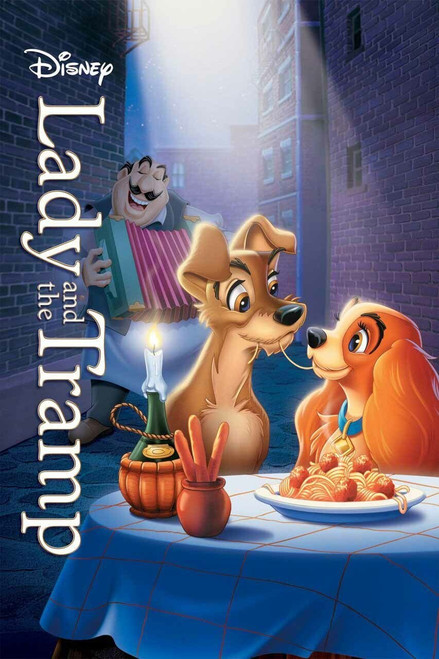 Lady And The Tramp [Google Play] Transfers To Movies Anywhere, Vudu and iTunes