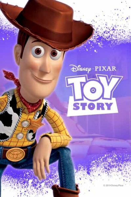 Toy Story [Google Play] Transfers To Movies Anywhere, Vudu & iTunes