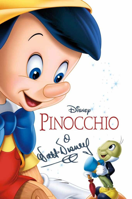 Pinocchio [Google Play] Transfers To Movies Anywhere, Vudu and iTunes
