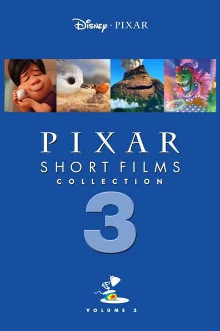 Pixar Short Films Collection Volume 3 [Google Play] Transfers To Movies Anywhere, Vudu and iTunes