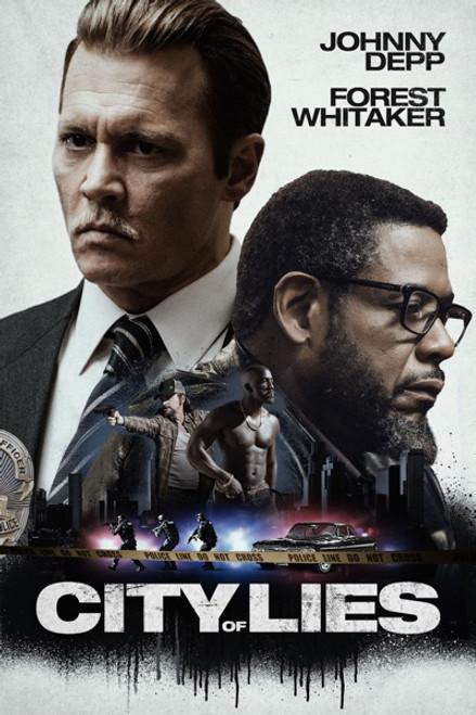 City Of Lies [Vudu HD or iTunes HD]