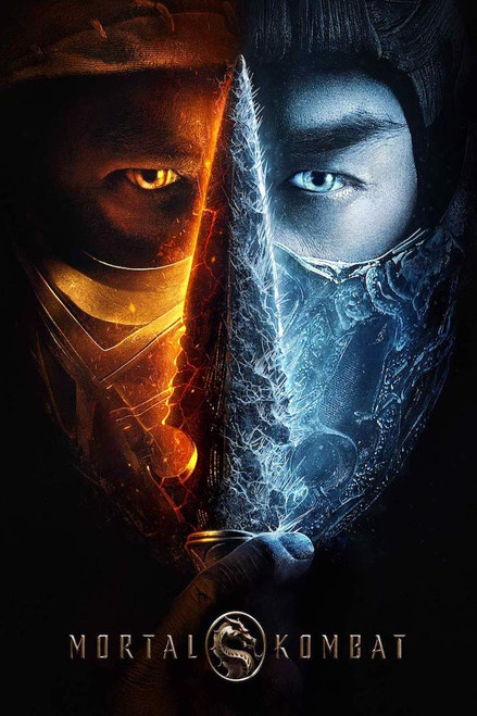 Mortal Kombat 2021 [Movies Anywhere 4K, Vudu 4K or iTunes 4K via Movies Anywhere] Pre-Order Delivery July 10th