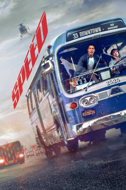 Speed [Movies Anywhere 4K, Vudu 4K or iTunes 4K via Movies Anywhere]