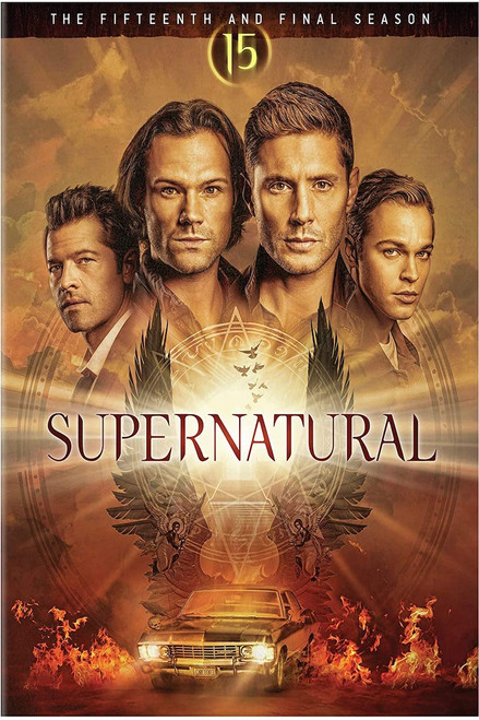 Supernatural Season 15 [Vudu HD]