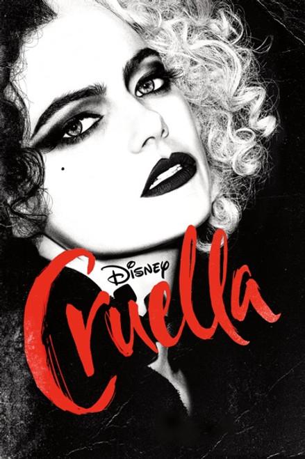 Cruella [Movies Anywhere HD, Vudu HD or iTunes HD via Movies Anywhere]