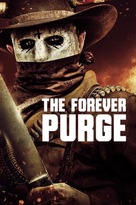 The Forever Purge [Movies Anywhere HD, Vudu HD or iTunes HD via Movies Anywhere]