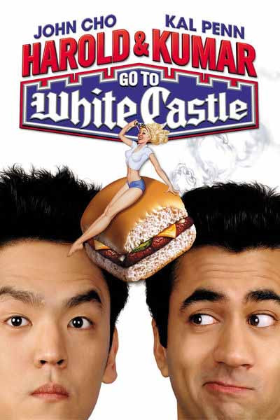 Harold And Kumar Go To White Castle [Movies Anywhere HD, Vudu HD or iTunes  HD via Movies Anywhere]