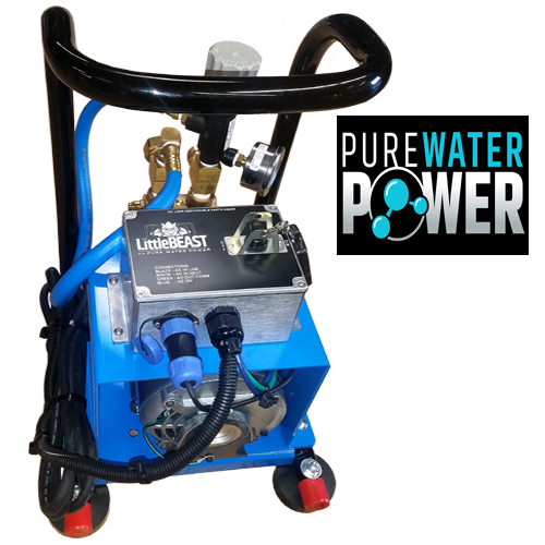 PWP 115V Booster Carrier with Remote