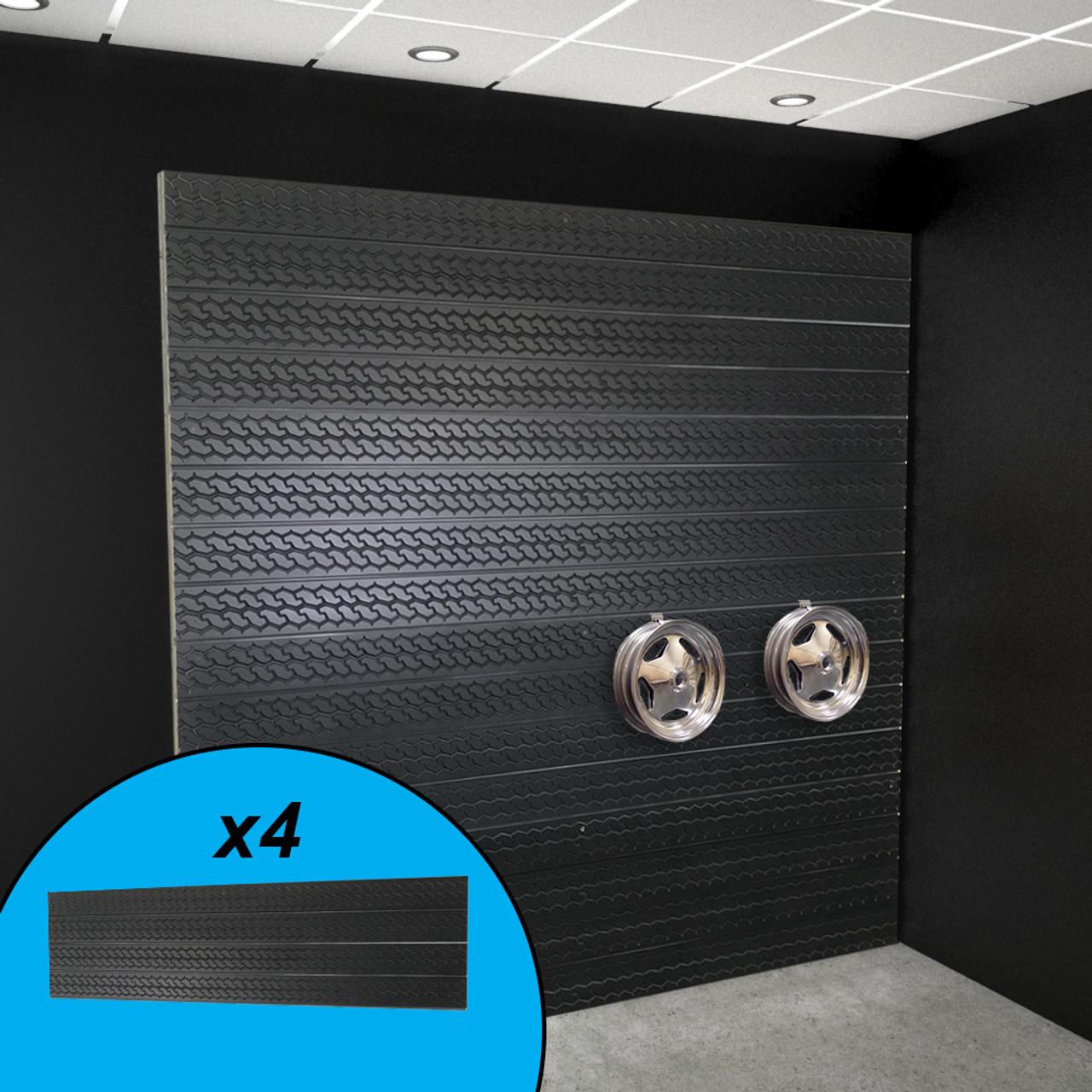 Tire Tread Textured Slatwall Wall Displays Dgs Retail