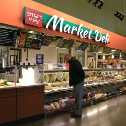 Food Service Designs | Deli Layout & Signage | Store Decor Ideas