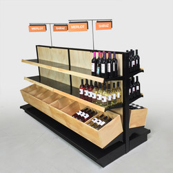 Retail Wall Display Ideas Liquor C Stores Dgs Retail