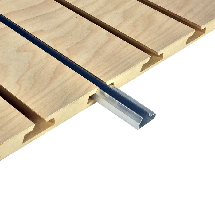 aluminum inserts for slatwall