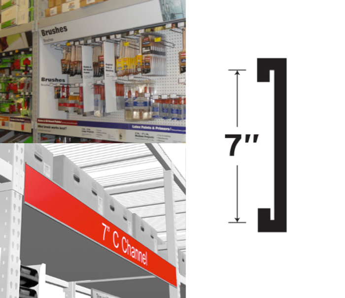 retail sign channel