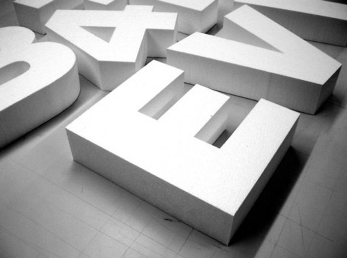 3d letters order online