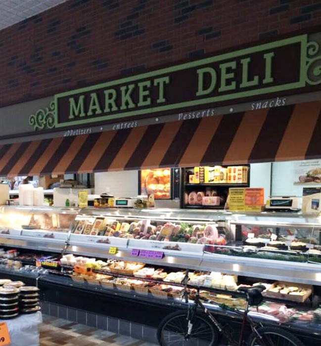 deli design decor