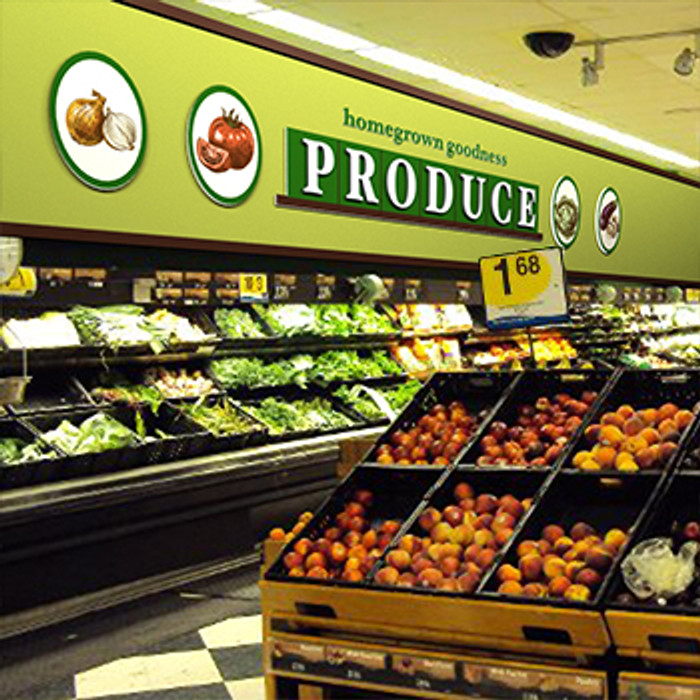 dd73537be7f SEASONS - Raised Produce Department Sign