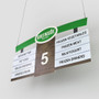 aisle signs store signage
