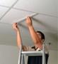 ceiling grid spanner bar