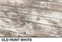 rustic barnwood with old white paint dimensional slatwall
