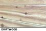 dimensional blond driftwood slatwall for retail wall displays