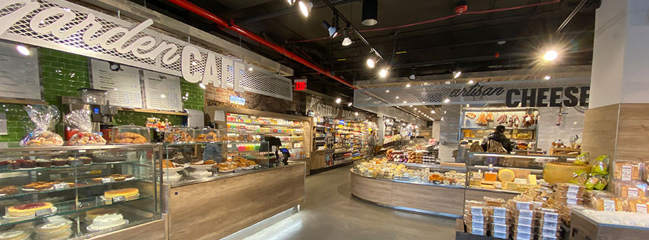 Designing a Fresh Experience with Food Garden Market