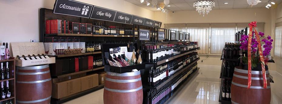 MJ Fine Wine & Spirits Succeeds With DGS Retail's Liquor Store Design