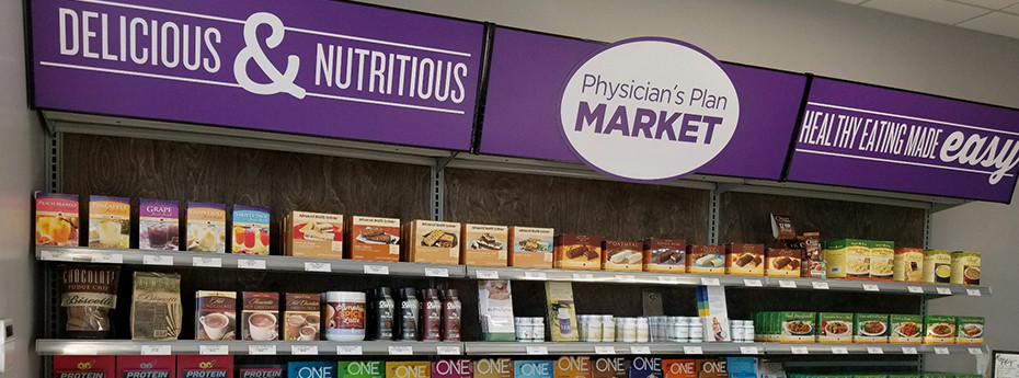 How To Display Health Foods & Supplements In Stores