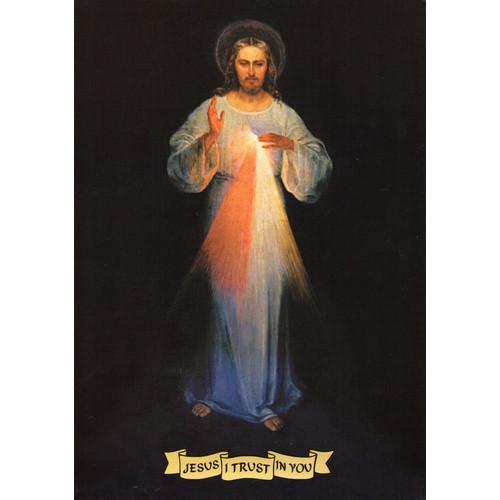 Print: Divine Mercy A4 Version 3