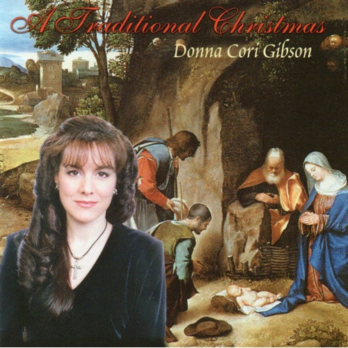 CD: Donna Cori Gibson - A Traditional Christmas
