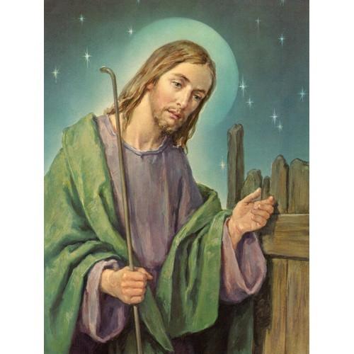Print: Jesus Shepherd - 15cm x 20cm
