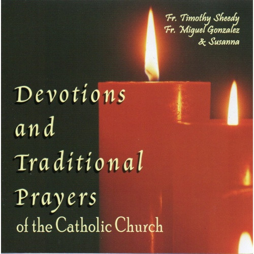 CD:  Devotions and Traditional Prayers Audio
